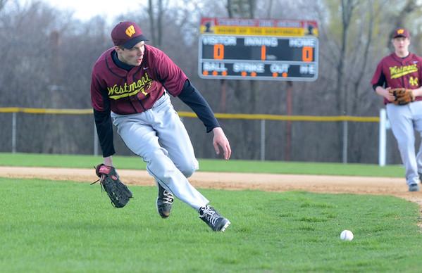 Westmont baseball vs. Latin