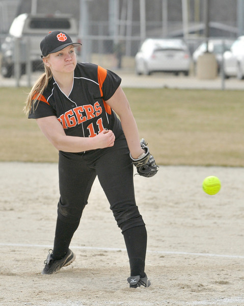 Downers North at Wheaton Warrenville South softball