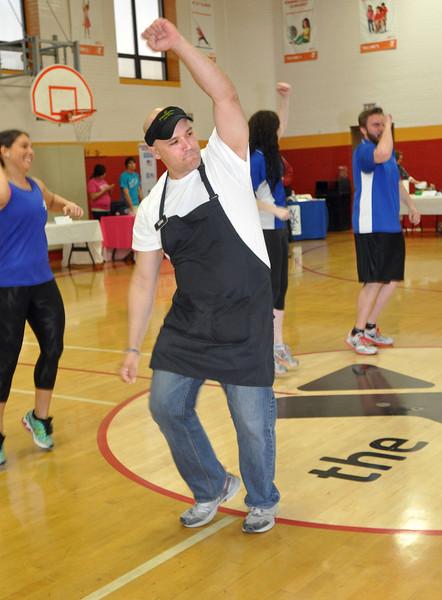 Elmhurst YMCA Healthy Kids Day