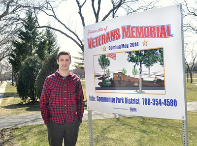 Nazareth sophomore designs memorial