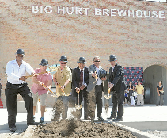 Berwyn's Big Hurt Brewhouse