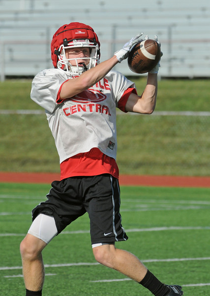 Hinsdale Central football preview
