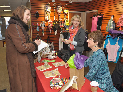 Authors hold Elements book-signing