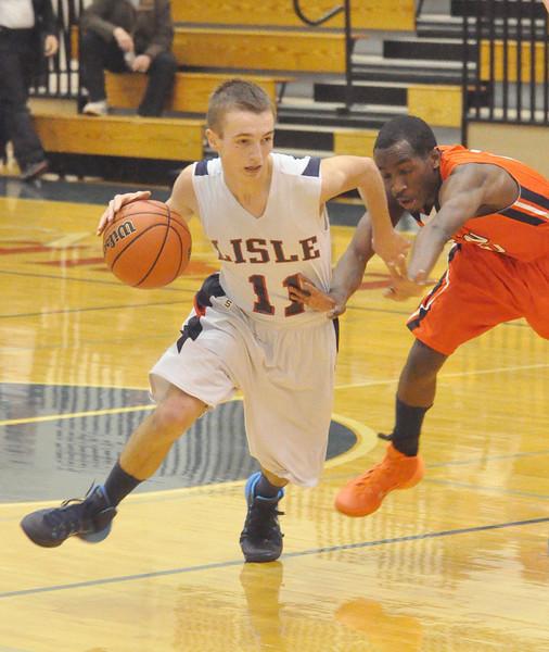Chicago Latin at Lisle boys basketball
