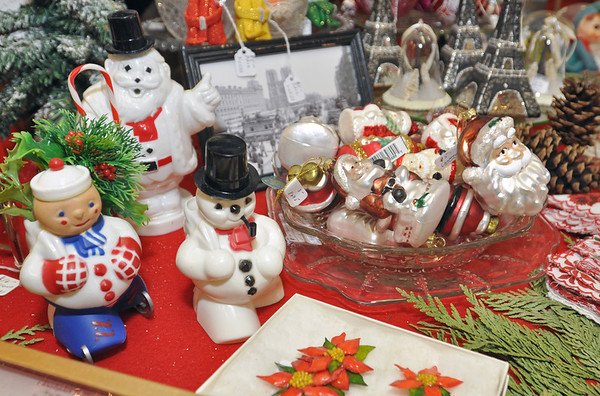 Serendipity Antiques Ready for Christmas