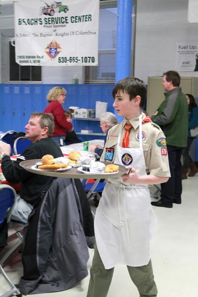 Fish fry fundraiser for Alex Novak