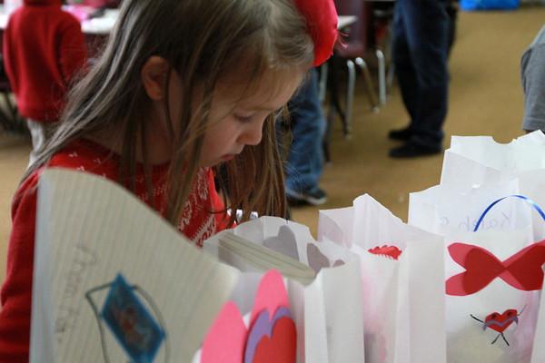 Manning School celebrates Valentine's Day