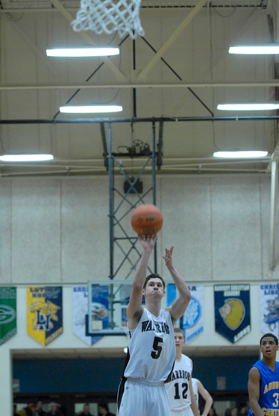 Wheaton Academy loses regional