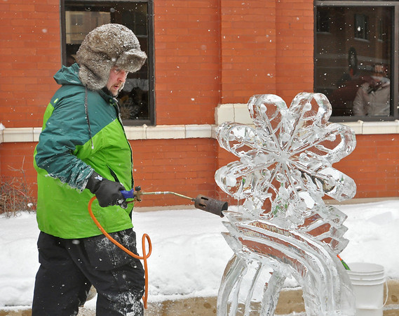 Downers Grove Ice Fest