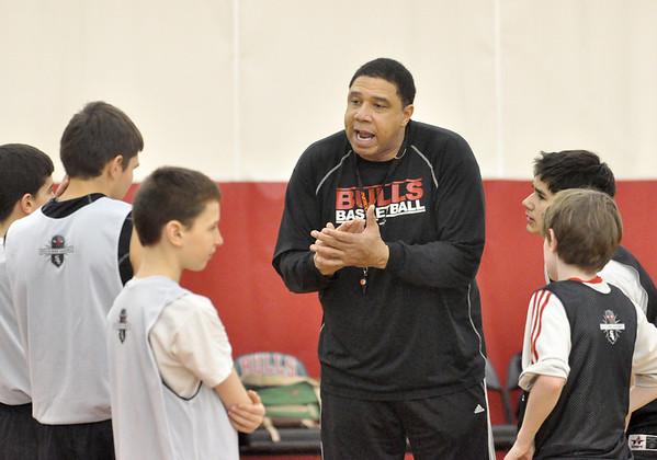 Daryl Thomas Bulls/Sox Academy