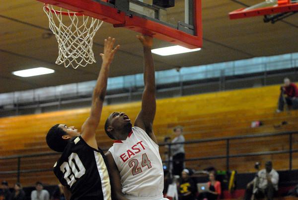 GE vs. GN boys basketball