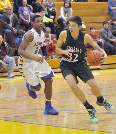 Glenbard West at LT overtime basketball