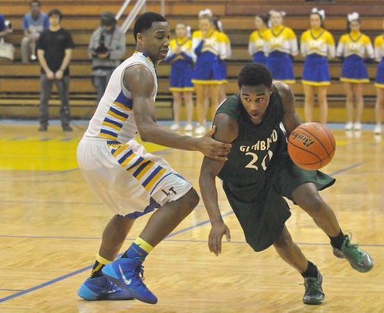 Glenbard West at Lyons Township boys basketball