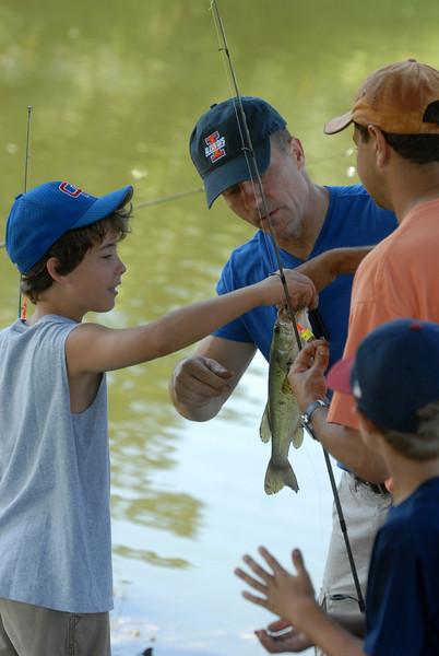 Clarendon Hills Fishing Derby