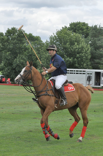 Polo played in Oak Brook