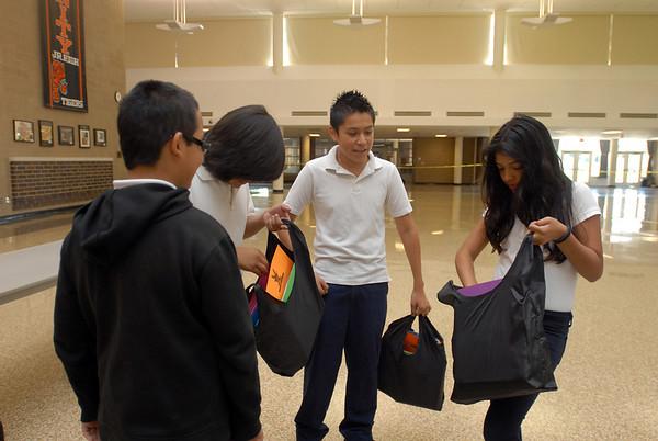 School Supply Raffle in Cicero