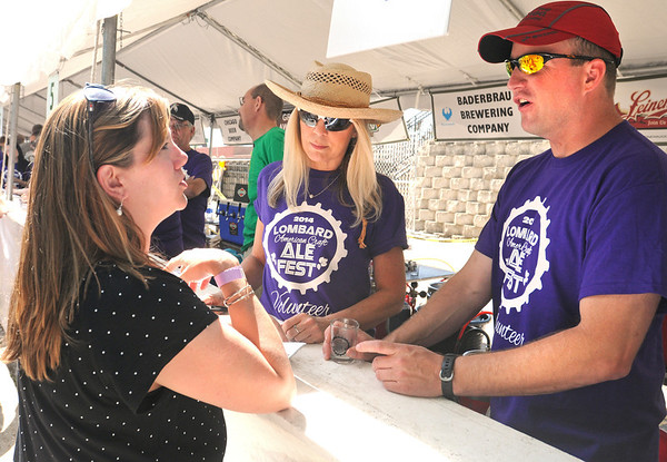 1st Lombard American Craft Ale Fest