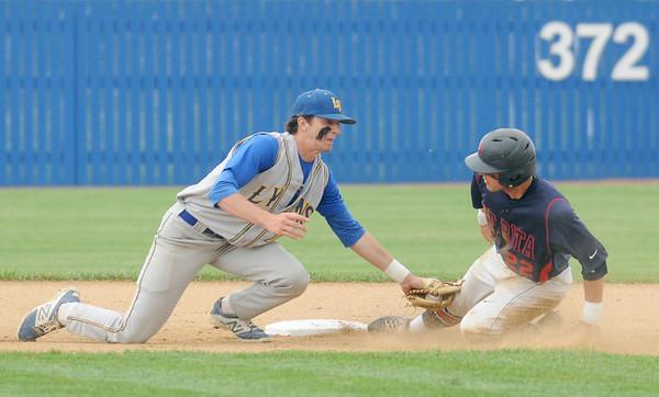 Lyons Township vs. St. Rita baseball semifinal