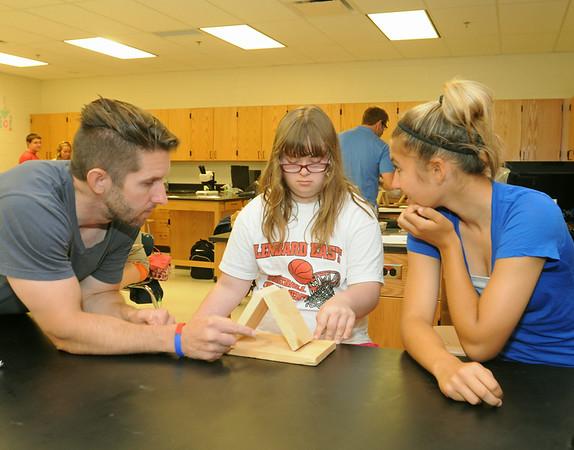 Lemont summer science class