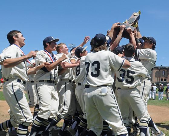 Lemont wins state baseball