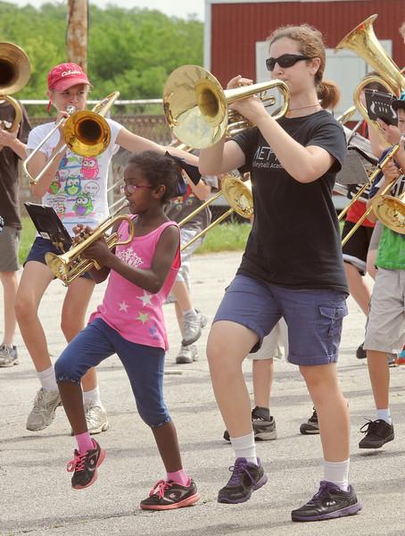 West Suburban Home School Band