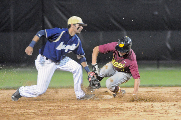 Westmont 2A supersectional baseball