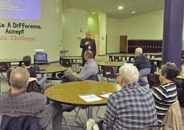 Westmont CUSD 201 referendum forum