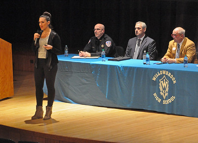 Willowbrook High School Heroin Awareness