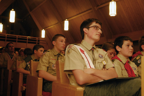 50th Anniversary for Troop 57