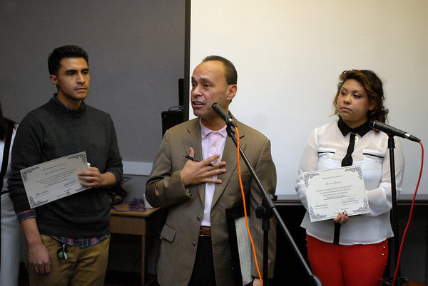 DACA Thanksgiving in Pilsen