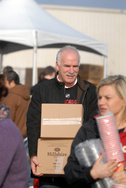 Turkey distribution in DuPage
