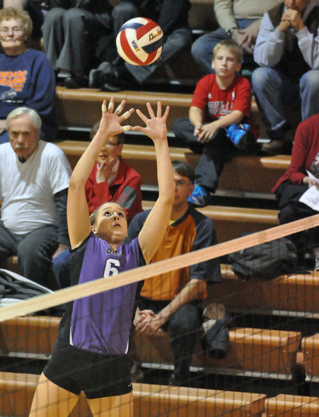Downers North ends volleyball season