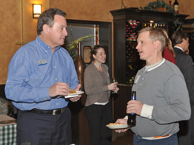 HInsdale Chamber pizza & business