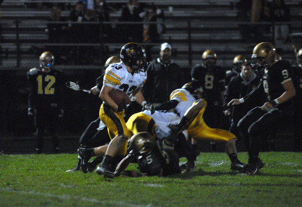 20121026-Hinsdale South @ Oak Forest (MP)