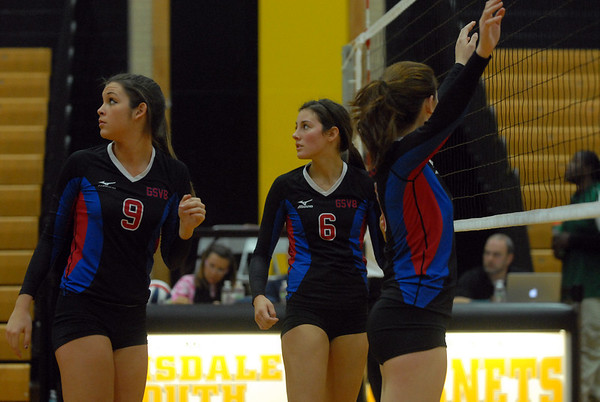 Hinsdale South Regional VBall