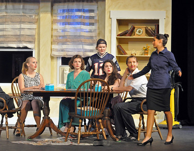 """Odd Couple"" comes to Lemont High School"